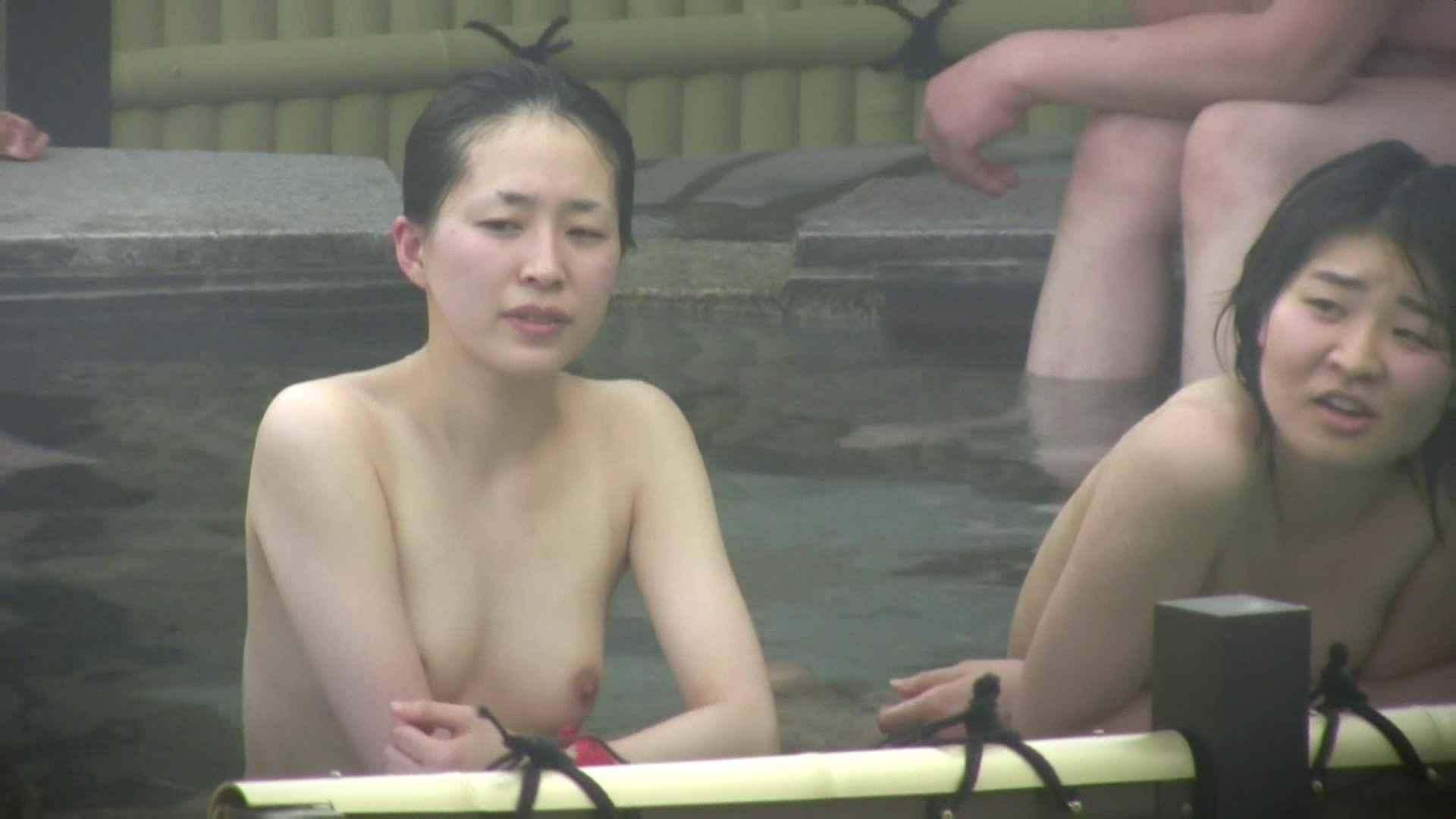 Aquaな露天風呂Vol.583 綺麗なOLたち   露天  106枚 28