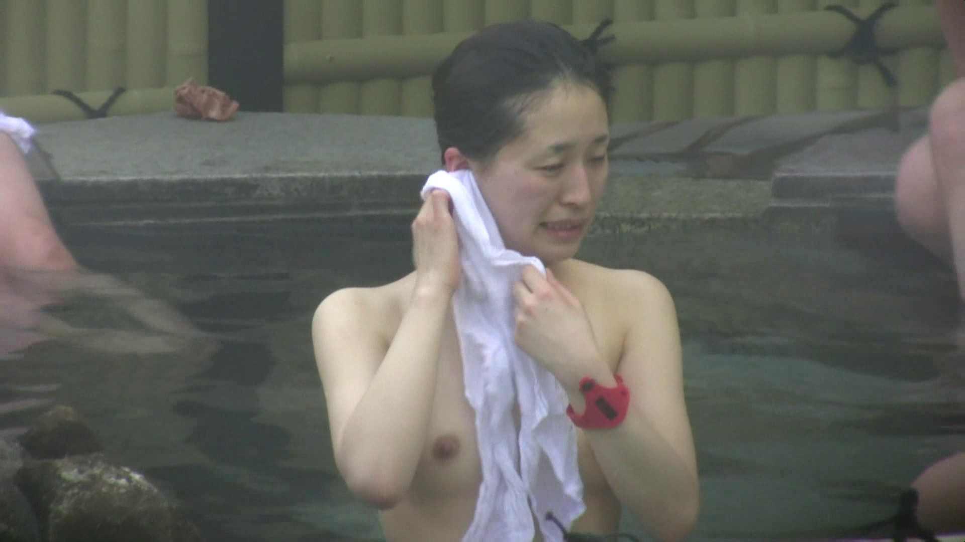 Aquaな露天風呂Vol.583 盗撮 戯れ無修正画像 106枚 38