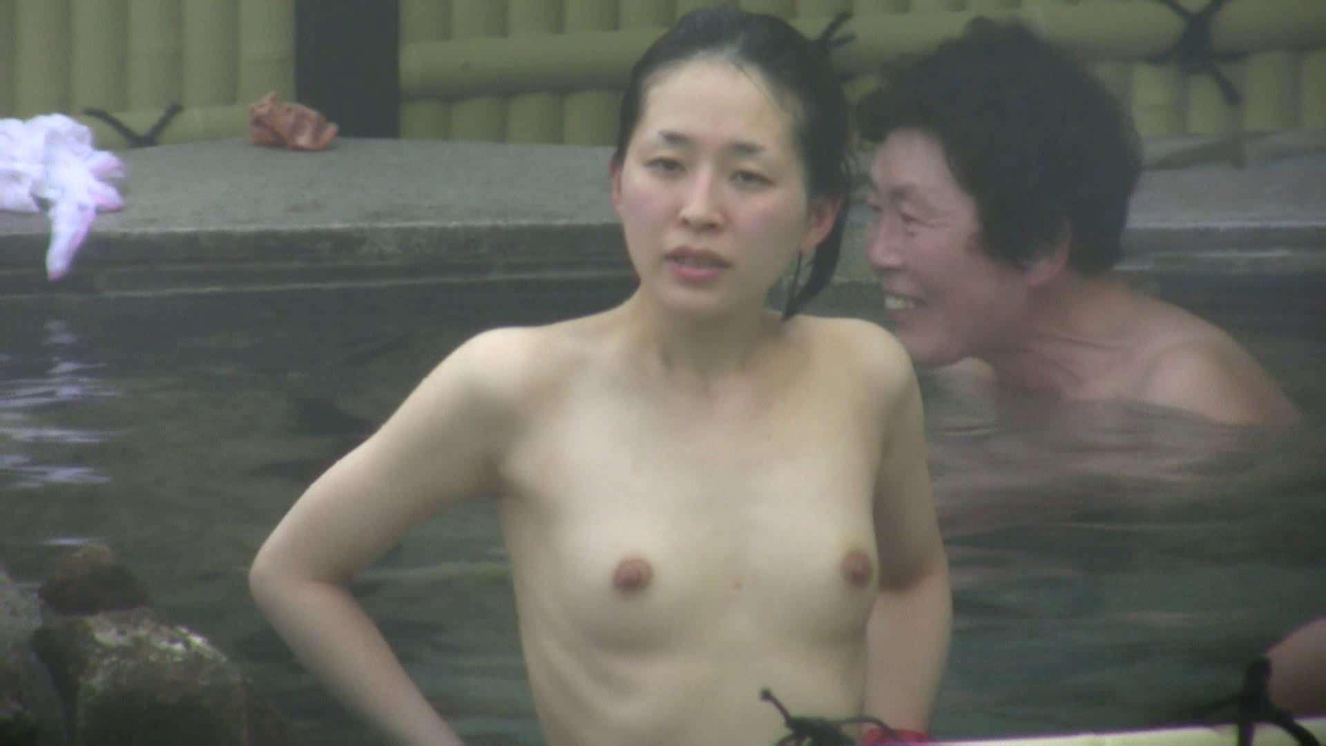 Aquaな露天風呂Vol.583 盗撮 戯れ無修正画像 106枚 41