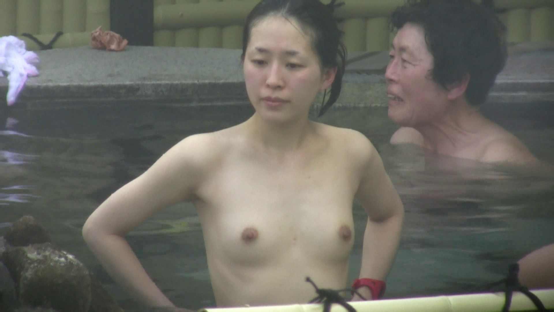 Aquaな露天風呂Vol.583 綺麗なOLたち  106枚 42