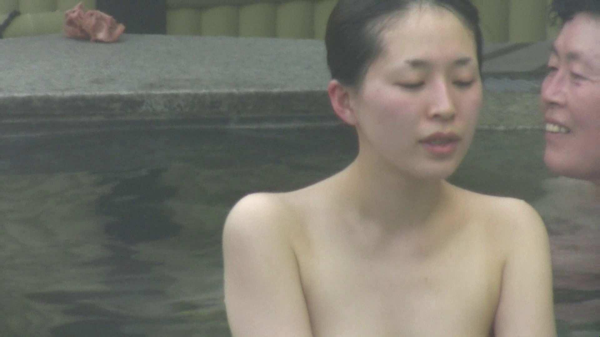 Aquaな露天風呂Vol.583 綺麗なOLたち   露天  106枚 46