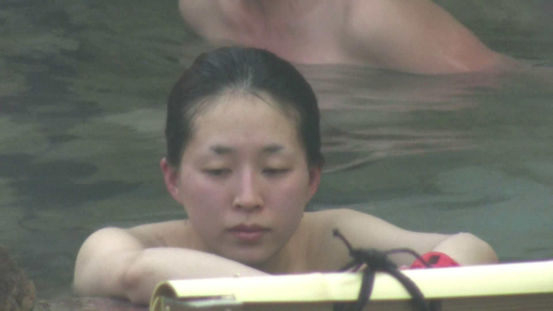 Aquaな露天風呂Vol.583 綺麗なOLたち   露天  106枚 64