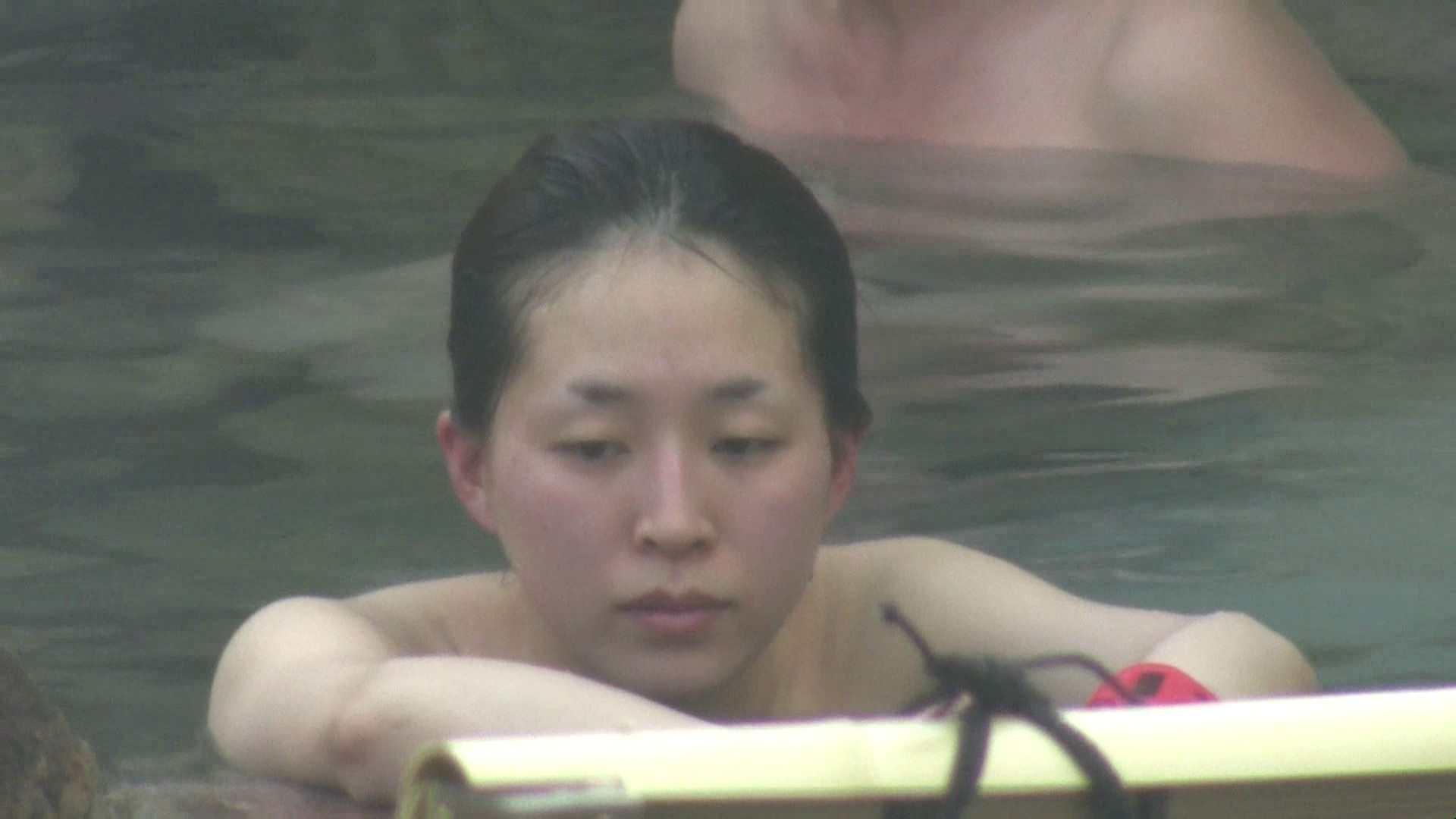 Aquaな露天風呂Vol.583 盗撮 戯れ無修正画像 106枚 65