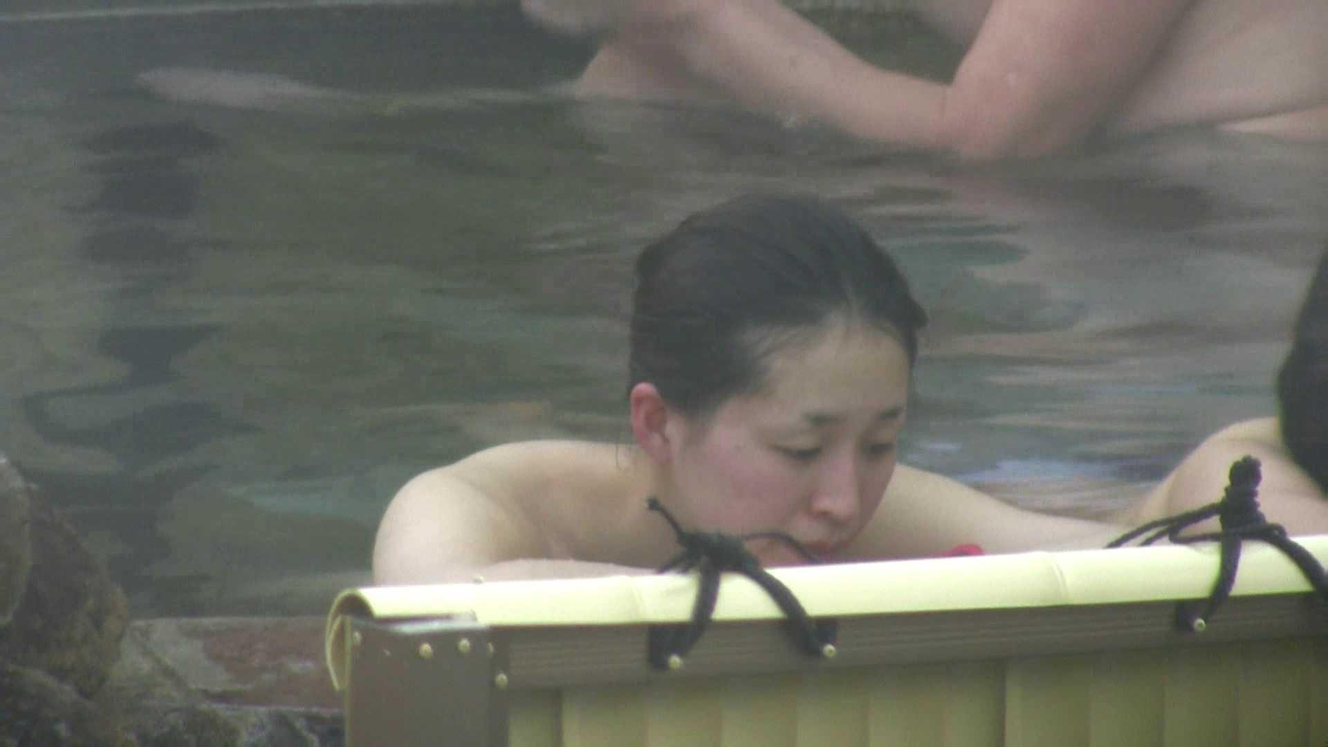 Aquaな露天風呂Vol.583 盗撮 戯れ無修正画像 106枚 77