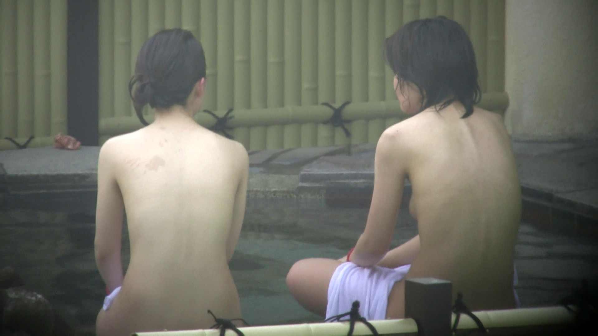Aquaな露天風呂Vol.583 盗撮 戯れ無修正画像 106枚 101