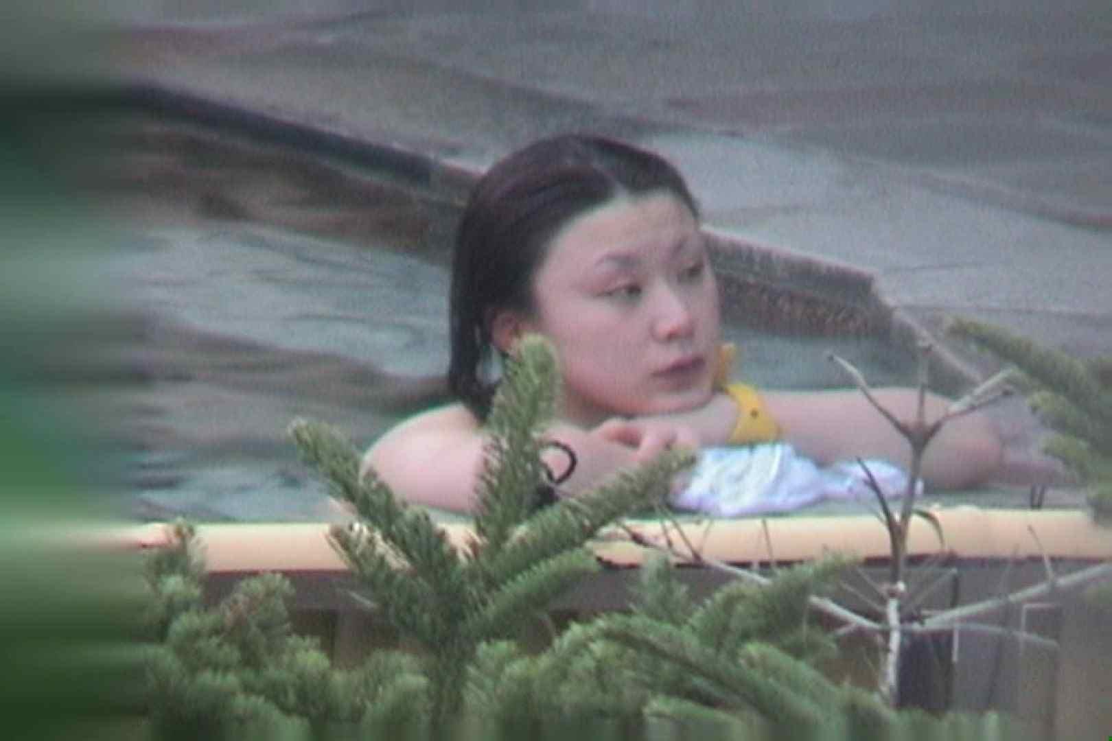 Aquaな露天風呂Vol.599 露天 | 綺麗なOLたち  71枚 16