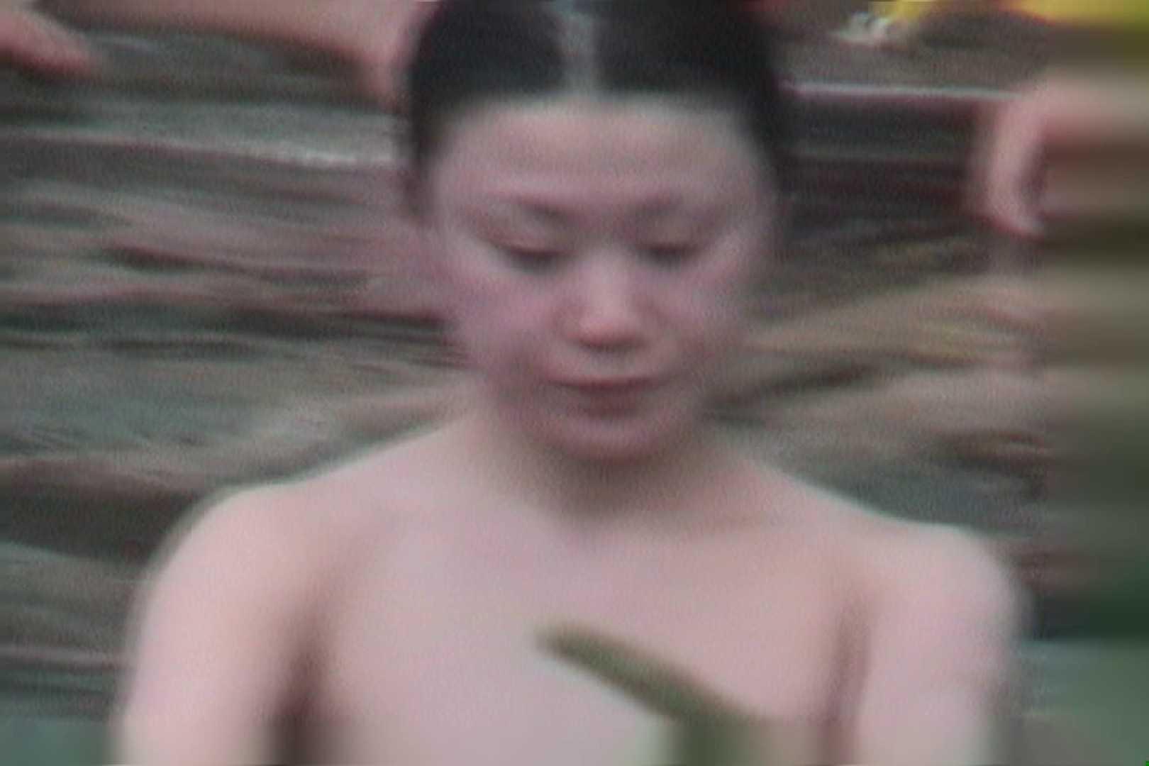 Aquaな露天風呂Vol.599 露天 | 綺麗なOLたち  71枚 64