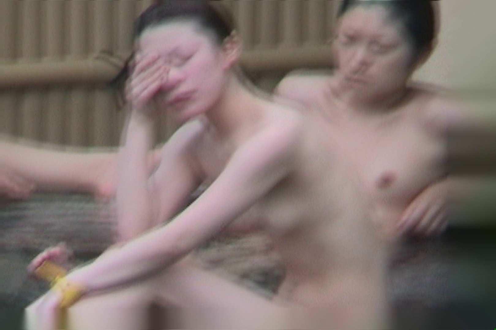 Aquaな露天風呂Vol.599 露天  71枚 69