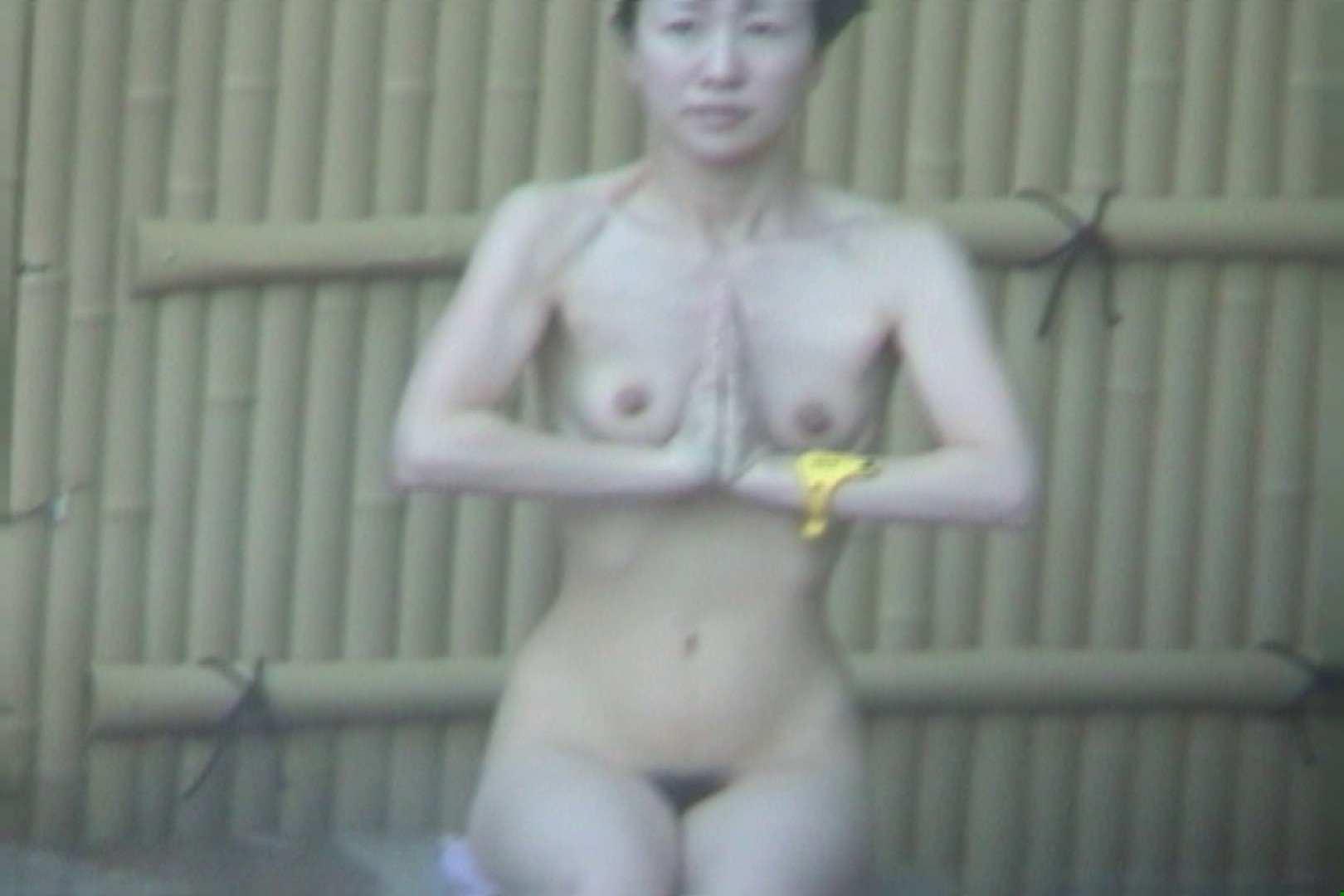 Aquaな露天風呂Vol.607 盗撮   露天  90枚 55