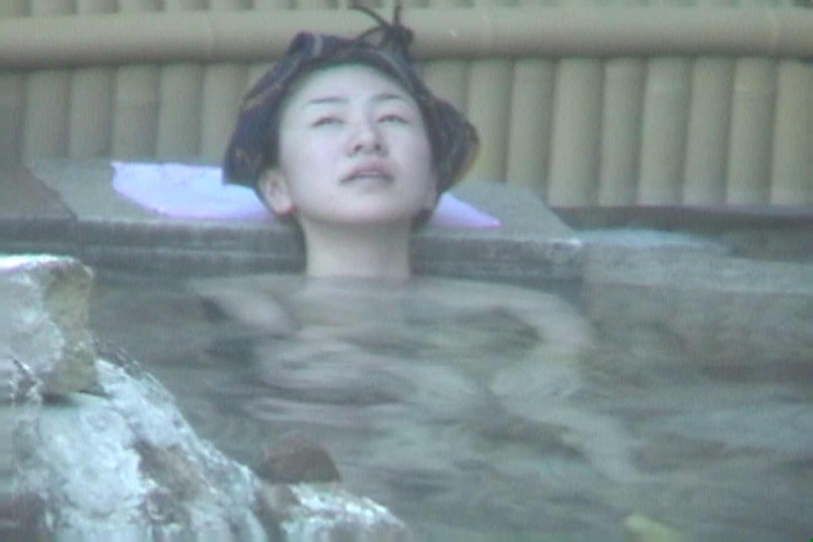 Aquaな露天風呂Vol.607 盗撮   露天  90枚 76