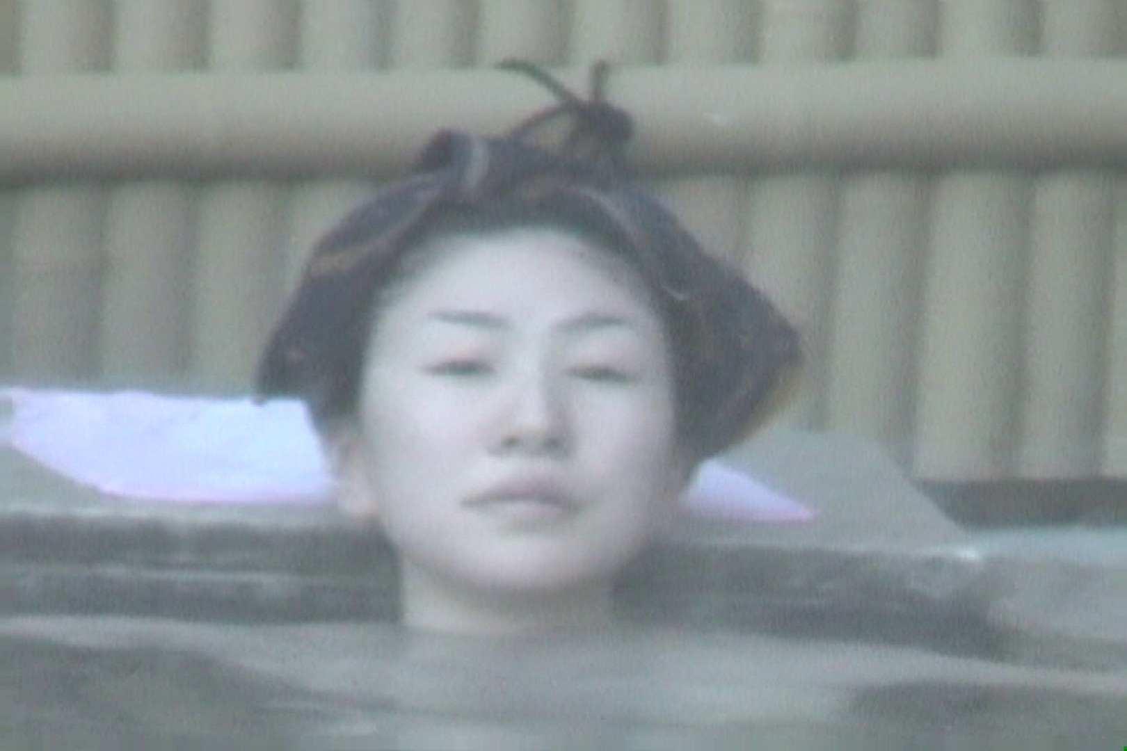 Aquaな露天風呂Vol.607 盗撮   露天  90枚 82