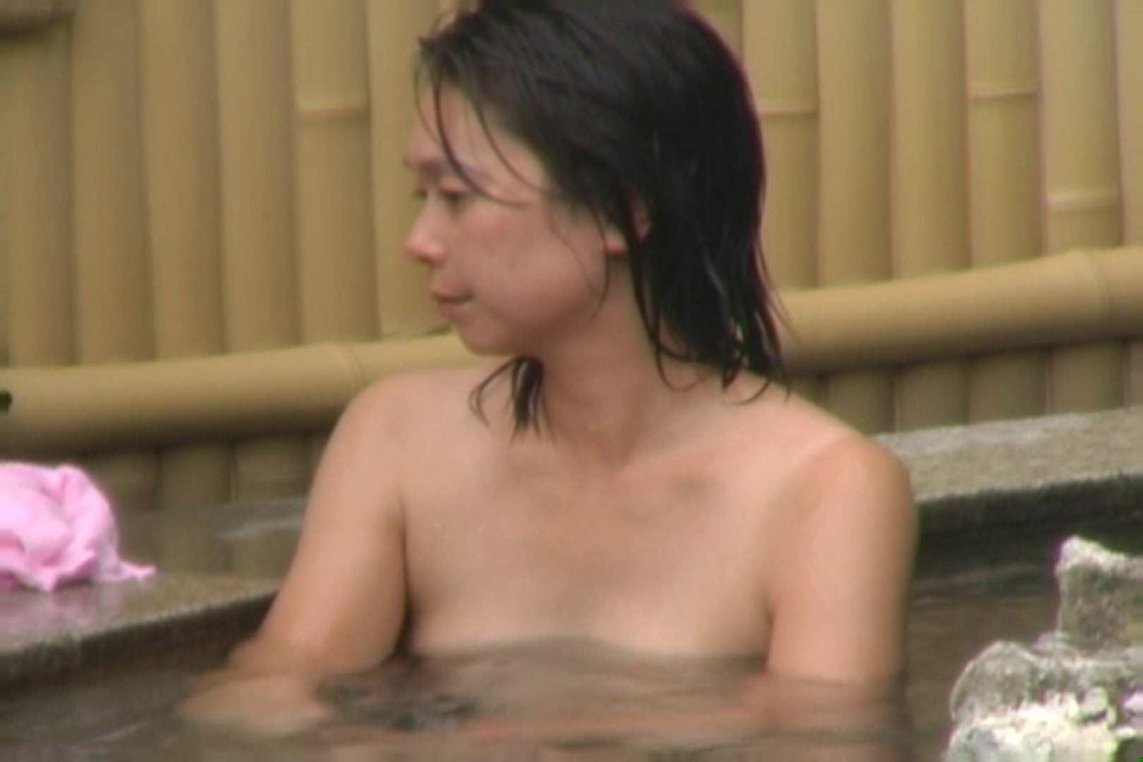 Aquaな露天風呂Vol.619 綺麗なOLたち | 露天  67枚 55