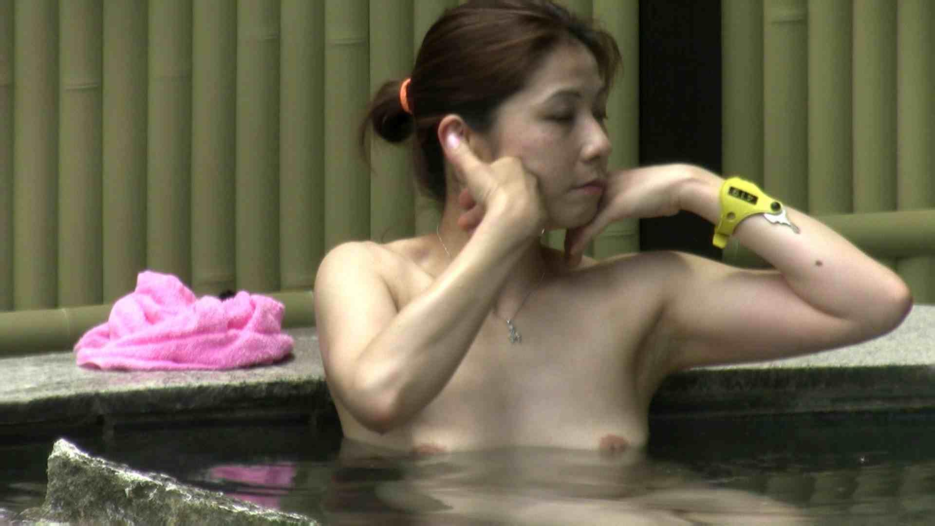 Aquaな露天風呂Vol.660 露天 | 綺麗なOLたち  66枚 40