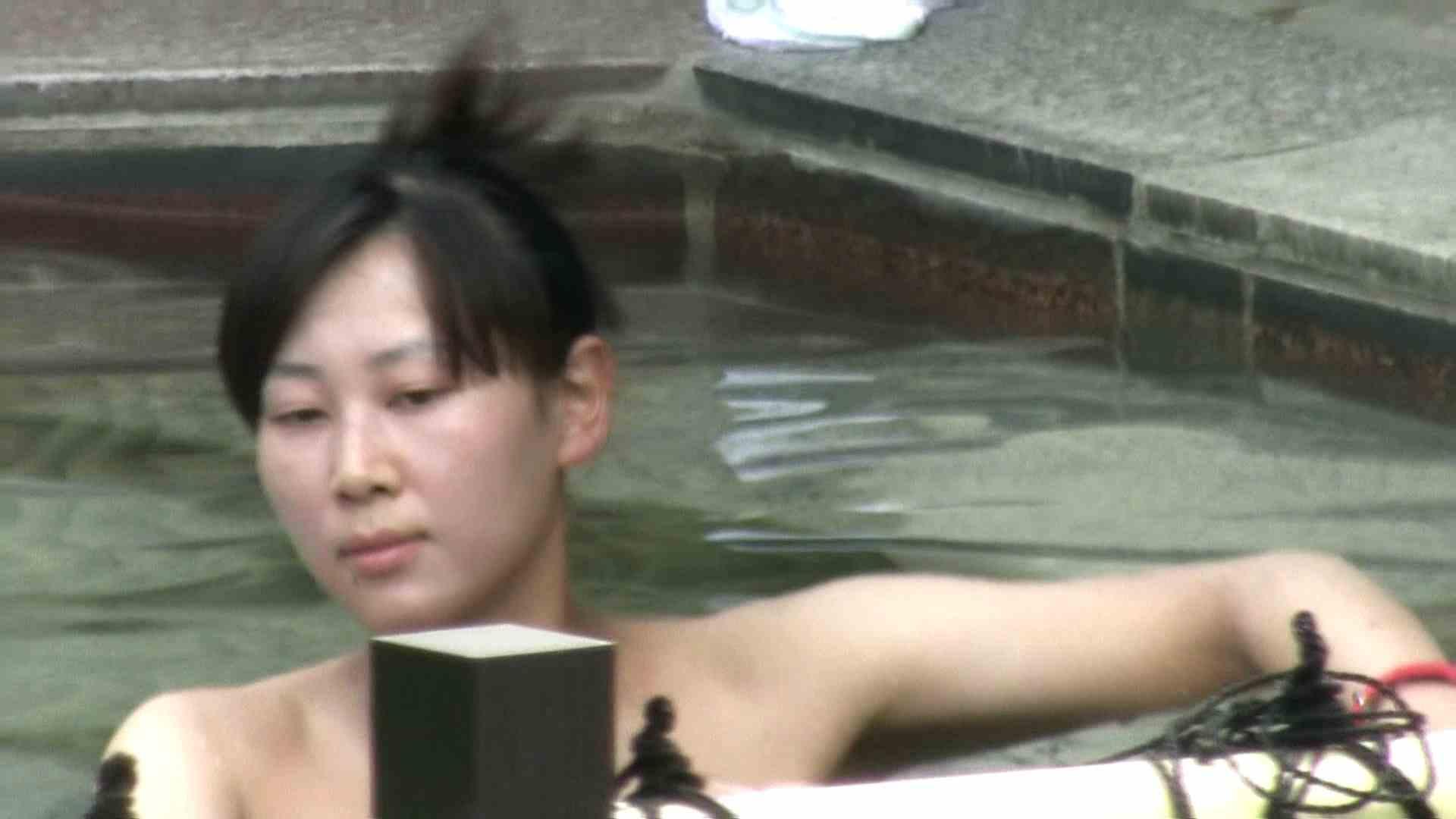 Aquaな露天風呂Vol.665 綺麗なOLたち  85枚 78