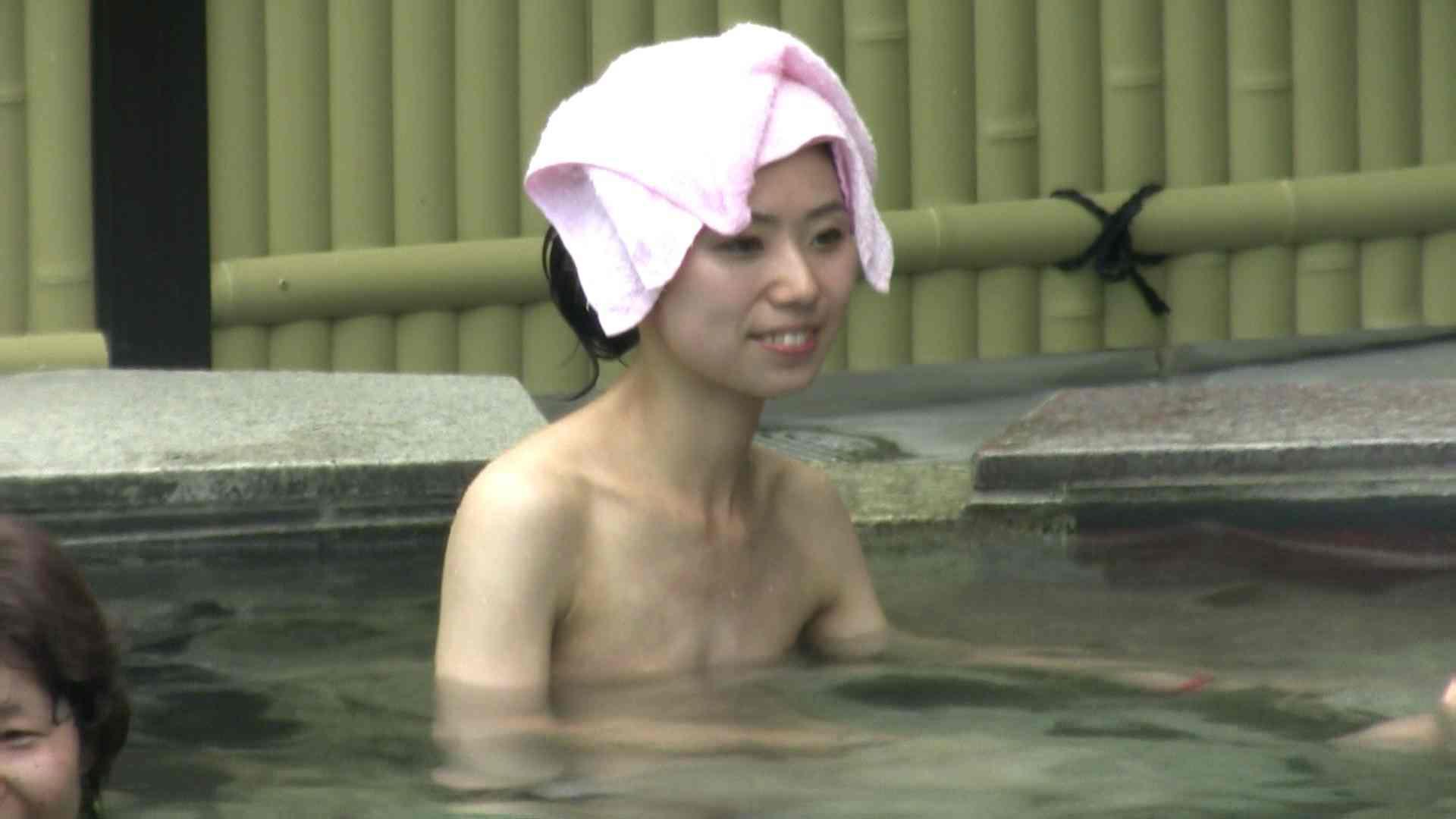 Aquaな露天風呂Vol.666 露天   綺麗なOLたち  101枚 13