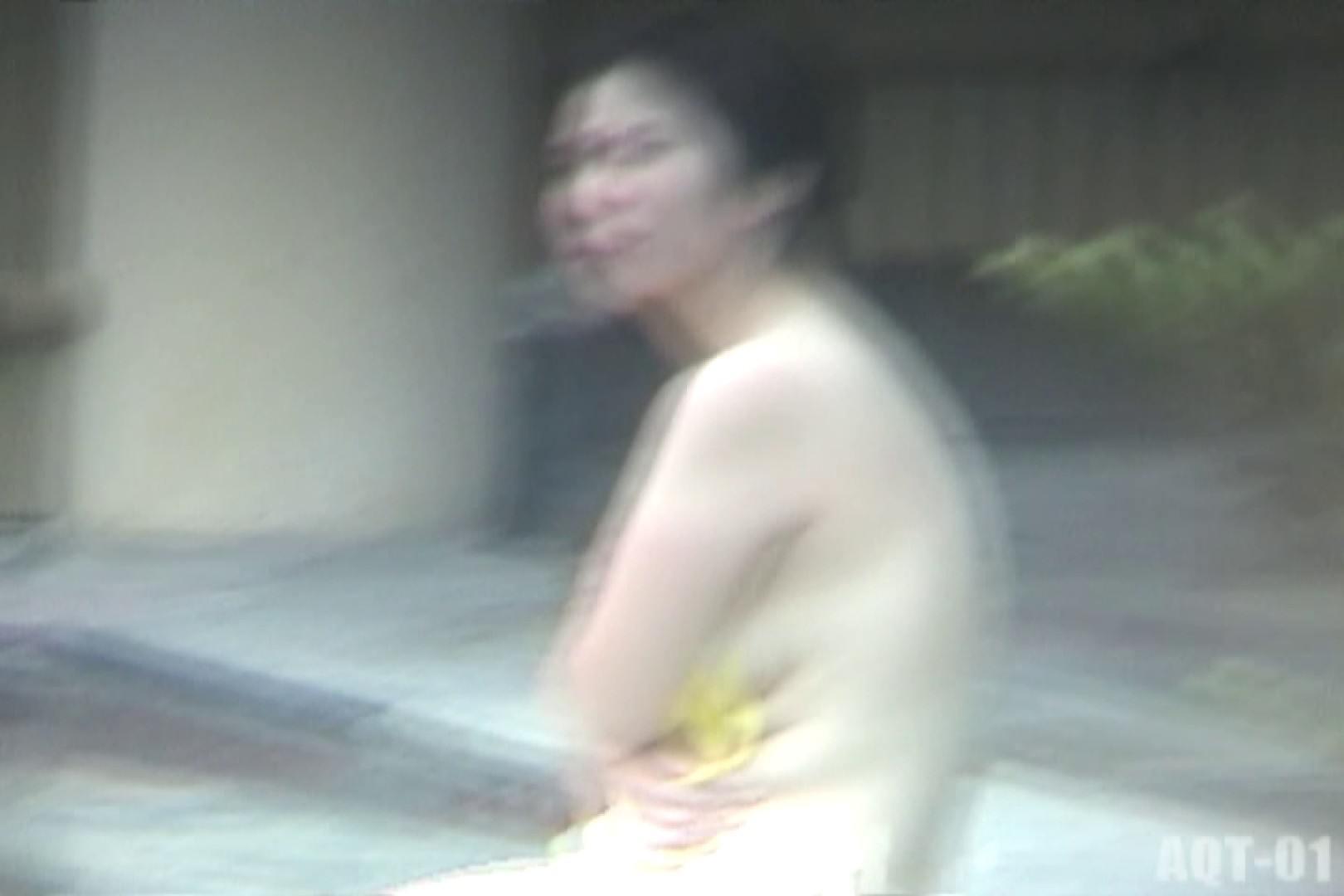 Aquaな露天風呂Vol.717 綺麗なOLたち  61枚 54