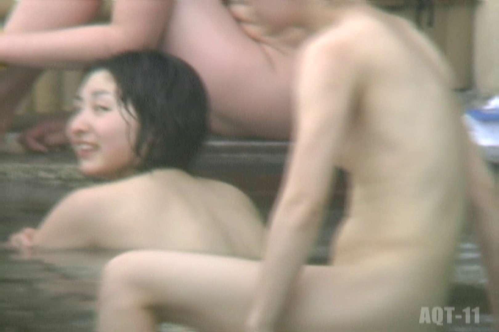 Aquaな露天風呂Vol.801 綺麗なOLたち   露天  104枚 1