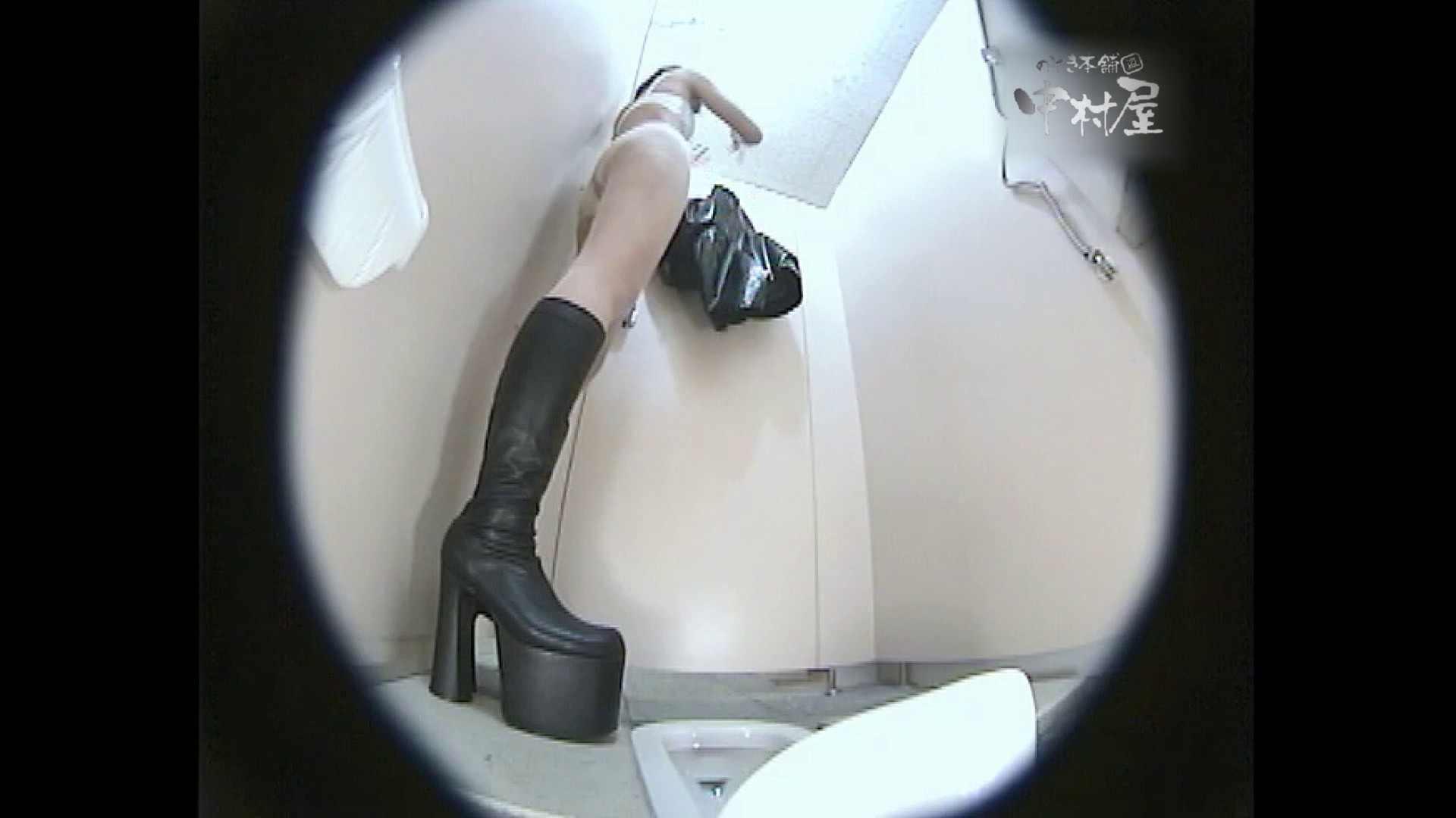 レースクィーントイレ盗撮!Vol.19 超エロギャル セックス画像 57枚 15