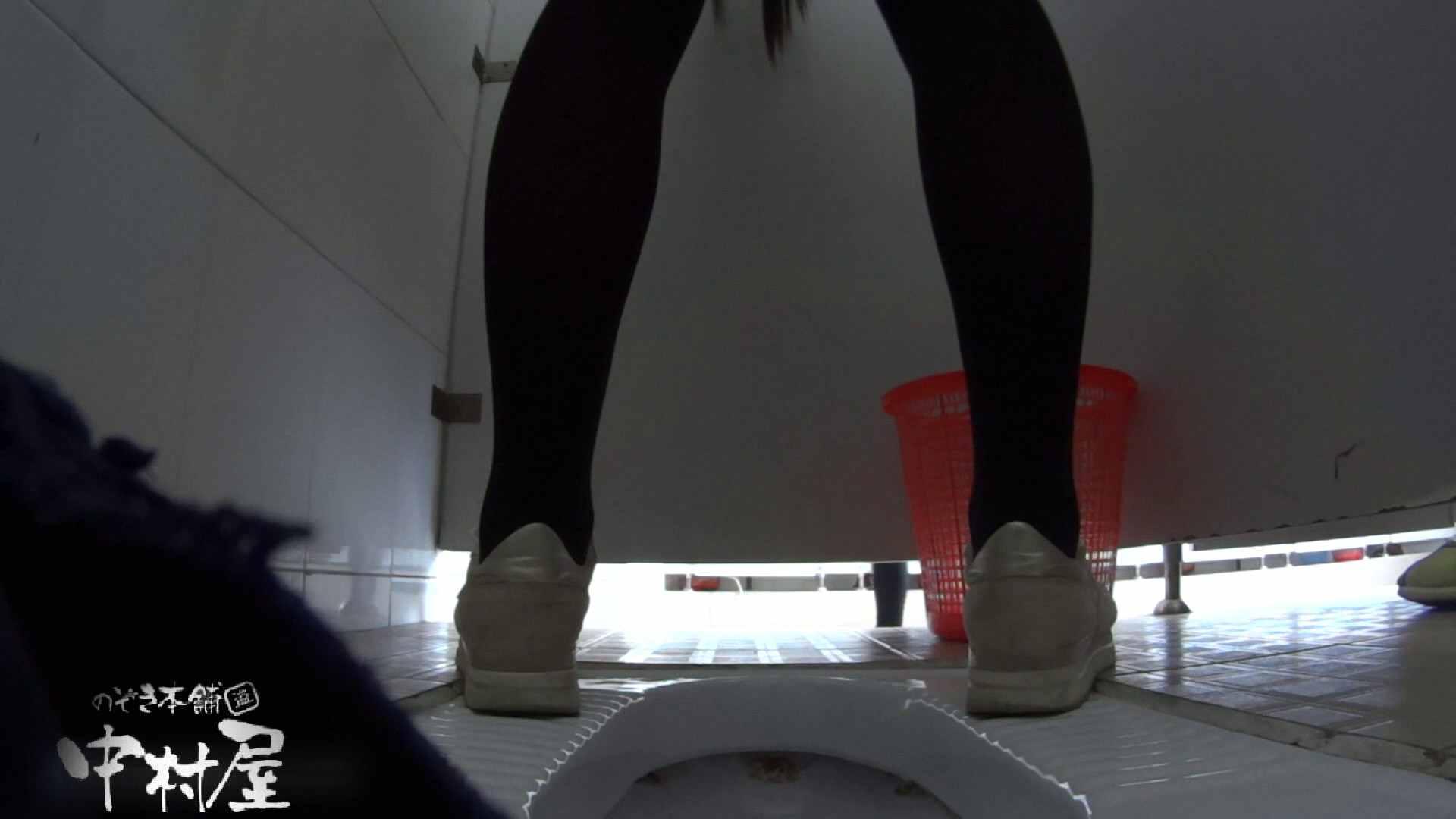めくれ上がる陰部からの大聖水!大学休憩時間の洗面所事情27 盗撮   洗面所  77枚 9