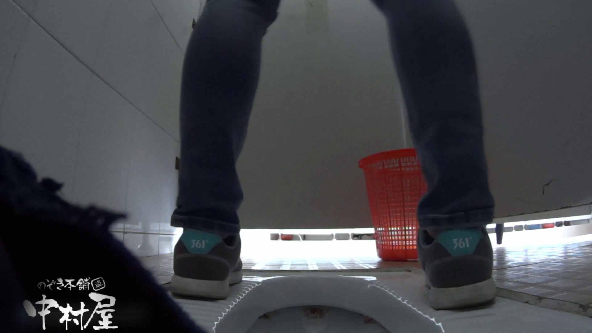 めくれ上がる陰部からの大聖水!大学休憩時間の洗面所事情27 超エロお姉さん 隠し撮りオマンコ動画紹介 77枚 23