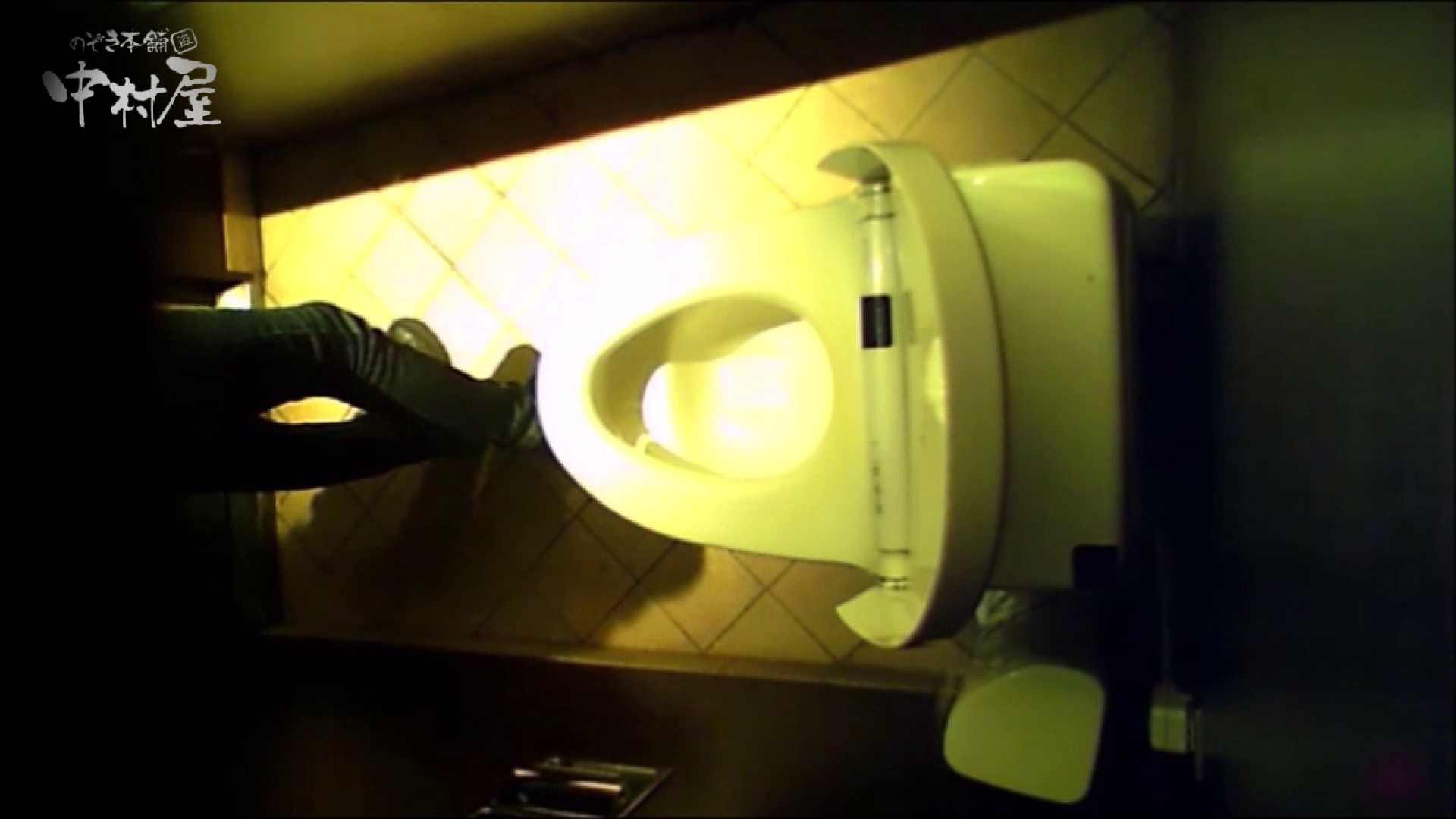 盗撮AV:女子トイレ盗撮~某ファミレス編~vol.24:のぞき本舗 中村屋