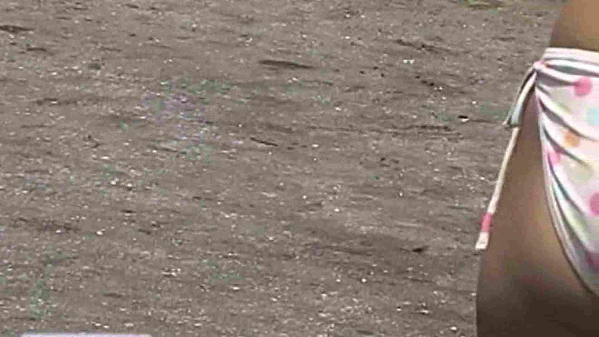 盗撮AV:盗撮ロボがイクッ!!~真夏のビーチ編~File.07:のぞき本舗 中村屋