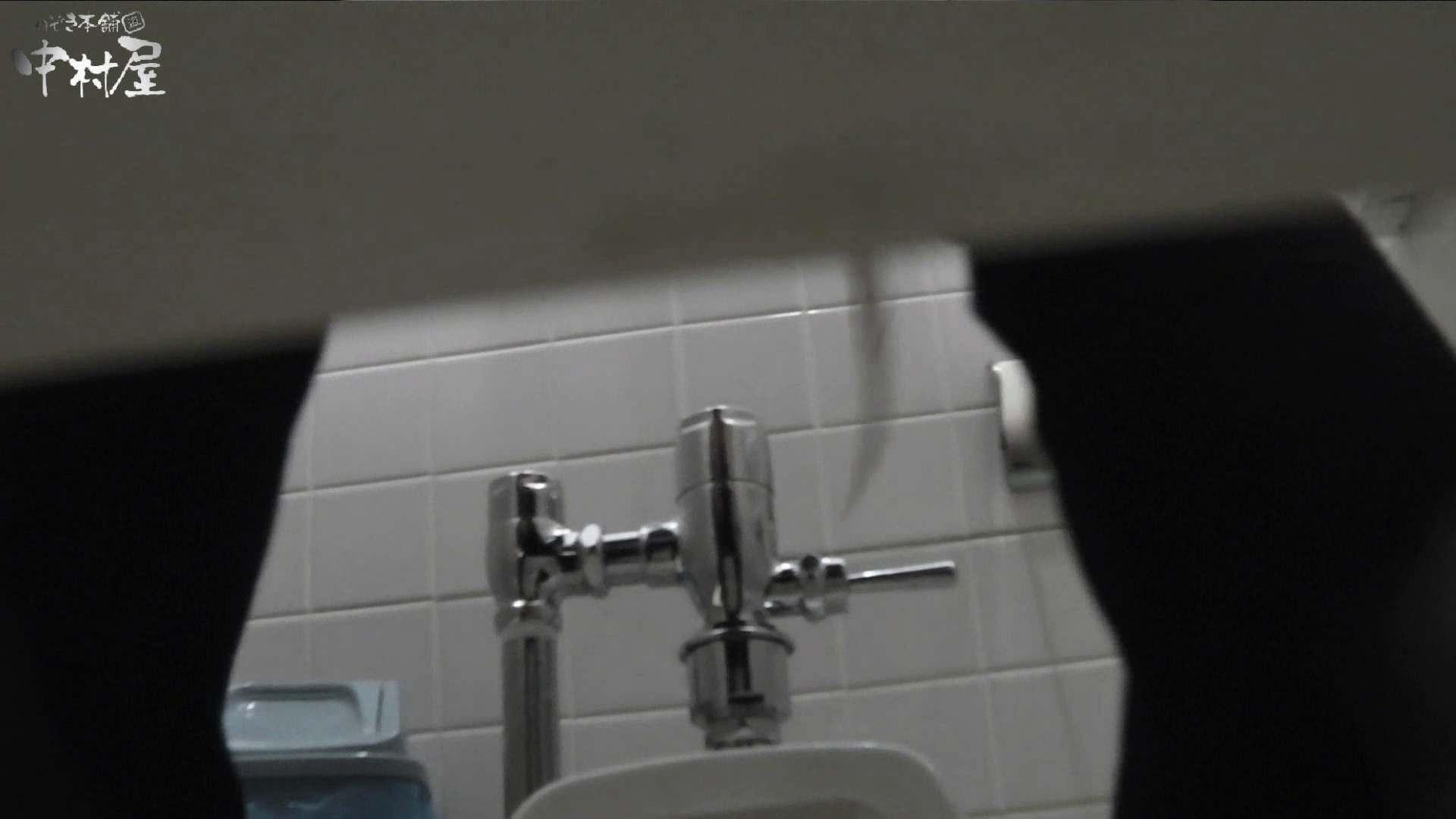 vol.31 命がけ潜伏洗面所! 半出しして諦めるポニテさん後編 潜入 盗撮動画紹介 86枚 7