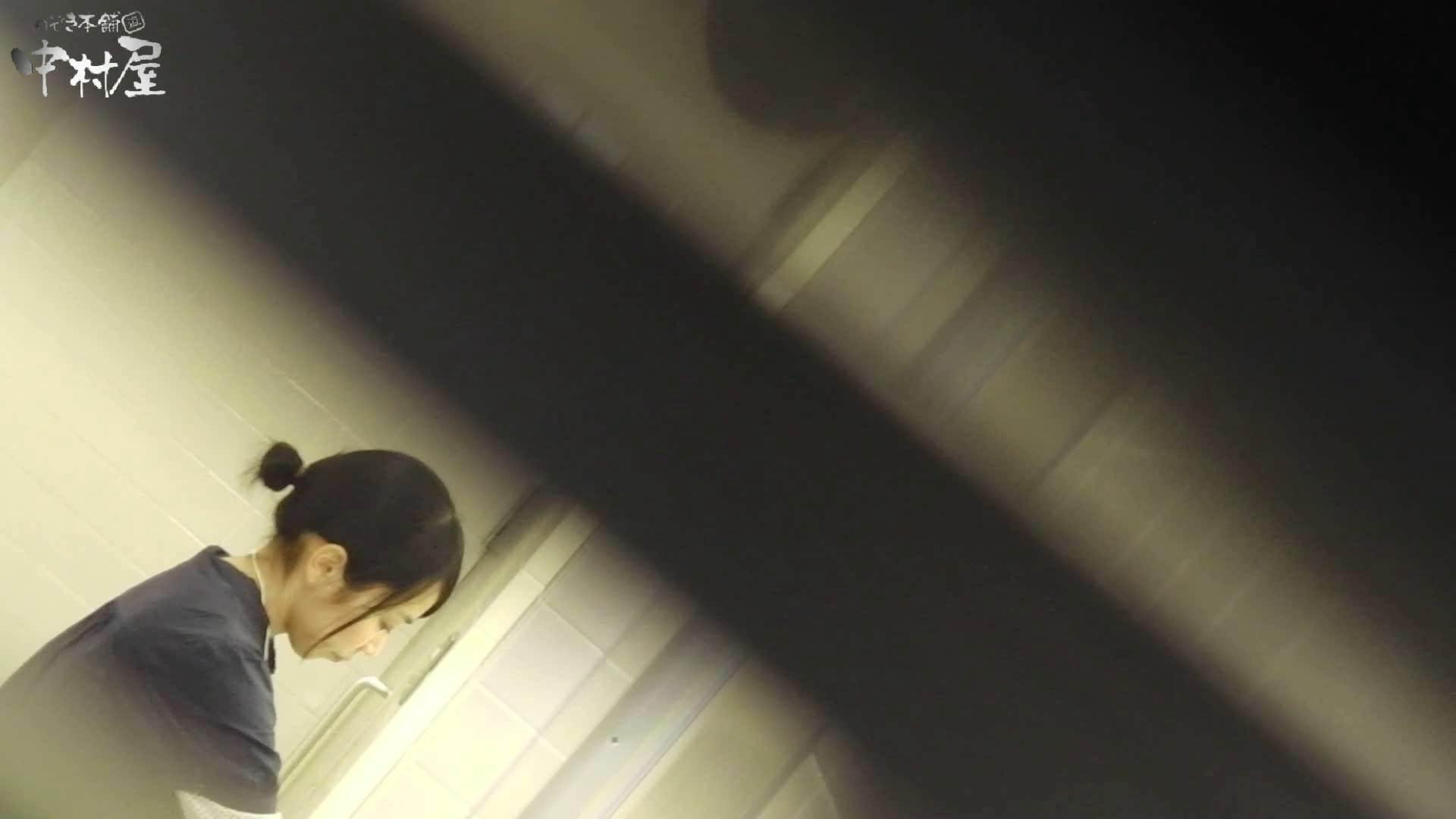 vol.31 命がけ潜伏洗面所! 半出しして諦めるポニテさん後編 潜入 盗撮動画紹介 86枚 43