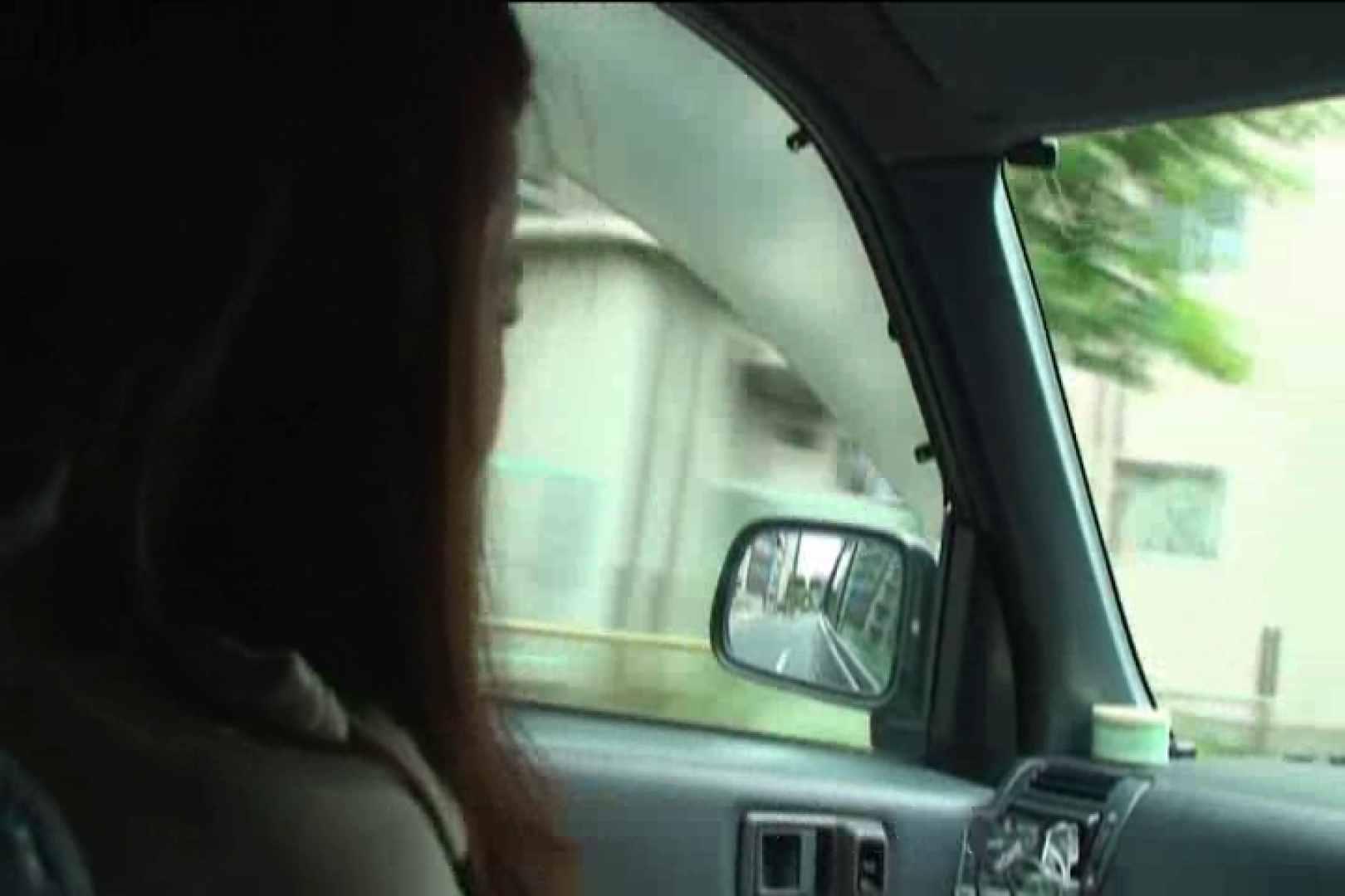 車内で初めまして! vol02 出会い系 えろ無修正画像 95枚 27