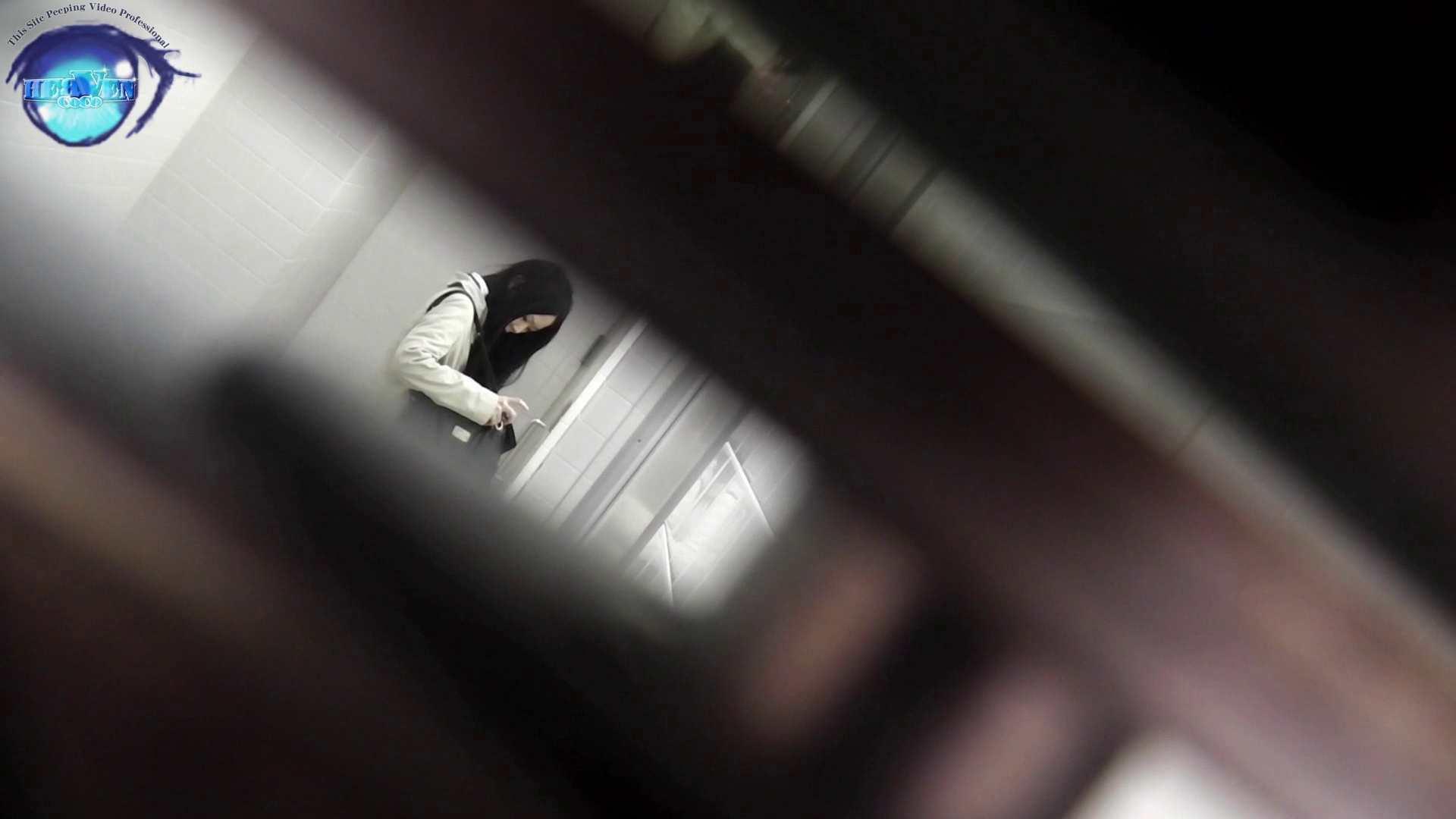 お銀さん vol.59 ピンチ!!「鏡の前で祈る女性」にばれる危機 前編 綺麗なOLたち | 0  112枚 53