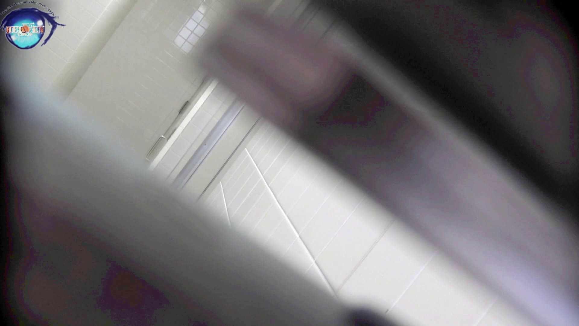 洗面所突入レポート!!お銀 vol.68 無謀に通路に飛び出て一番明るいフロント撮り実現 前編 綺麗なOLたち  63枚 14