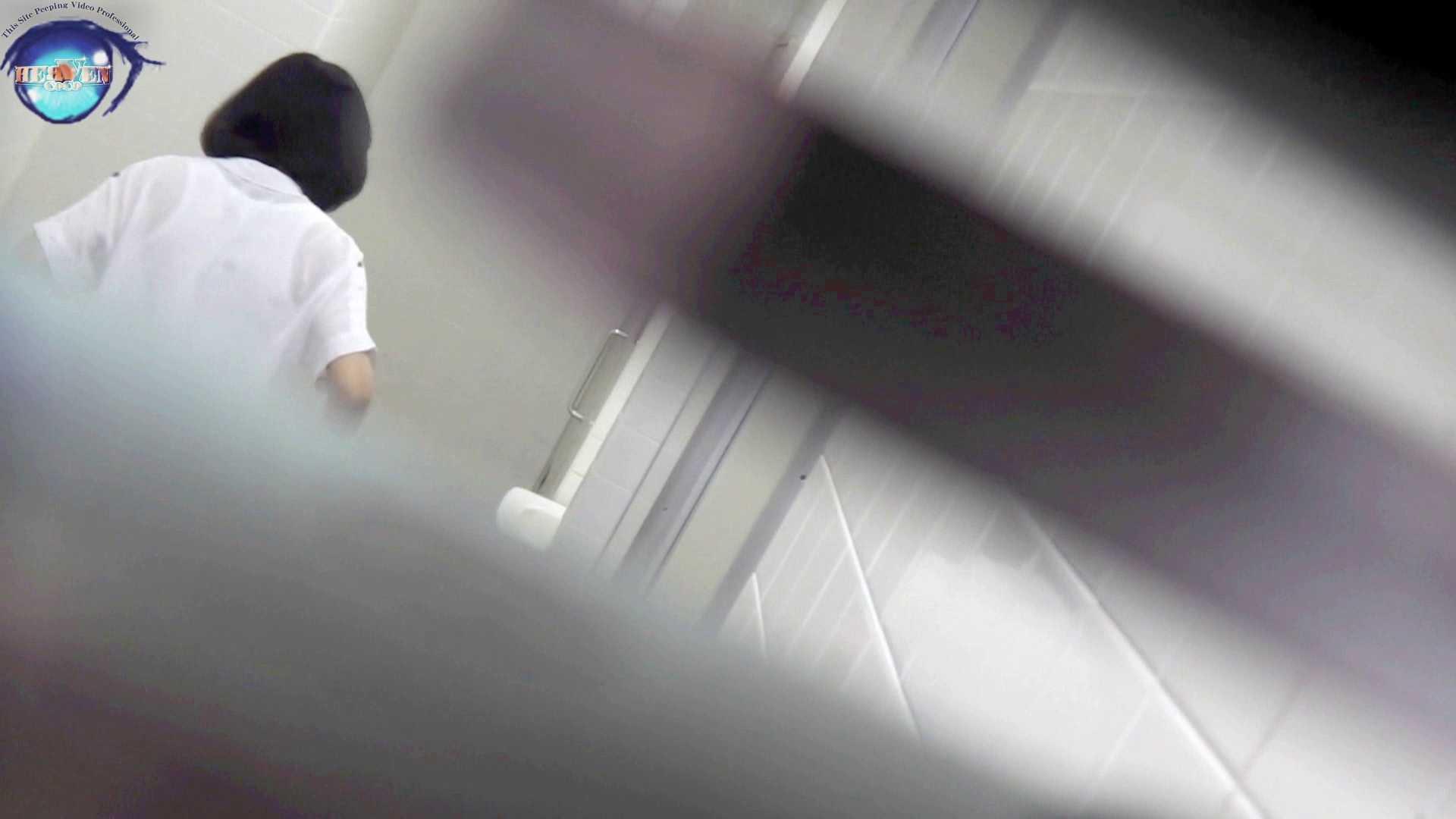 洗面所突入レポート!!お銀 vol.68 無謀に通路に飛び出て一番明るいフロント撮り実現 前編 綺麗なOLたち  63枚 18