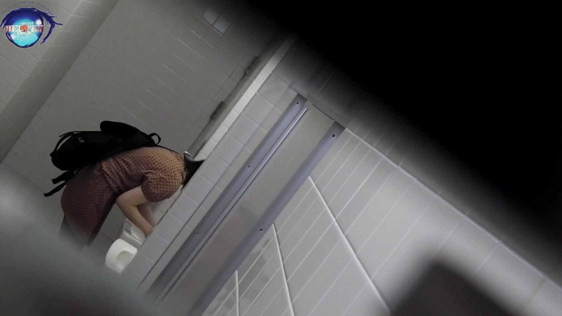 洗面所突入レポート!!お銀 vol.68 無謀に通路に飛び出て一番明るいフロント撮り実現 前編 綺麗なOLたち  63枚 46