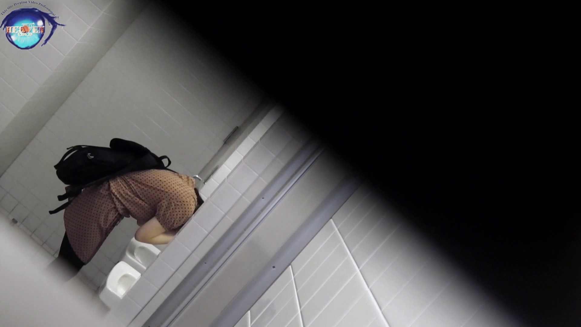 洗面所突入レポート!!お銀 vol.68 無謀に通路に飛び出て一番明るいフロント撮り実現 前編 綺麗なOLたち   洗面所  63枚 49