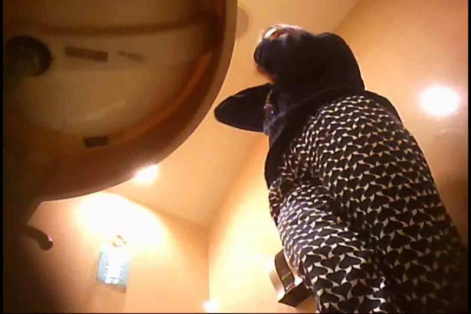 潜入!!女子化粧室盗撮~絶対見られたくない時間~vo,123 お色気熟女 隠し撮りオマンコ動画紹介 80枚 47