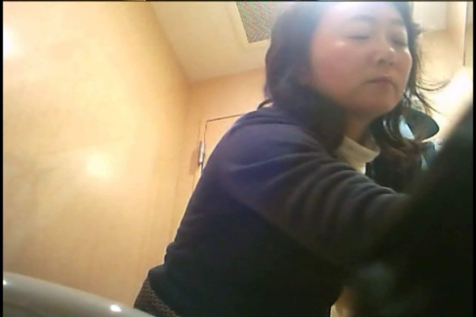潜入!!女子化粧室盗撮~絶対見られたくない時間~vo,75 超エロお姉さん  55枚 5