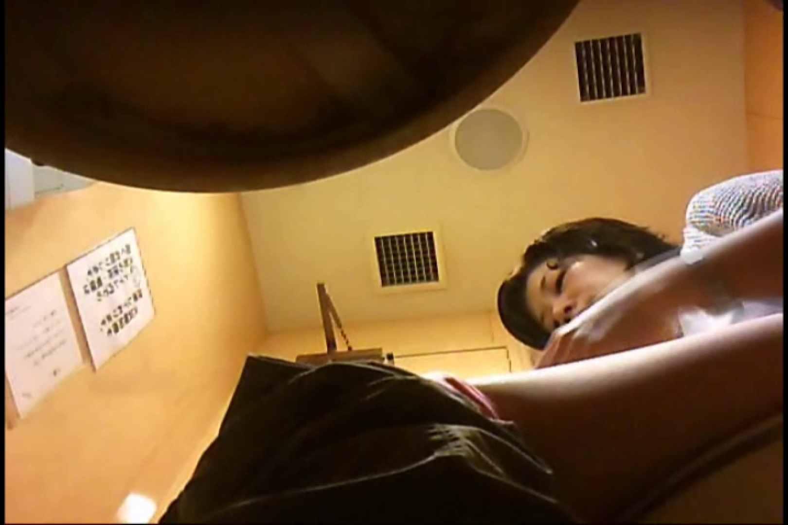 実録!魂の女子化粧室盗撮!!~隠れ潜む特殊カメラ~vo,55 超エロお姉さん | 盗撮  66枚 55