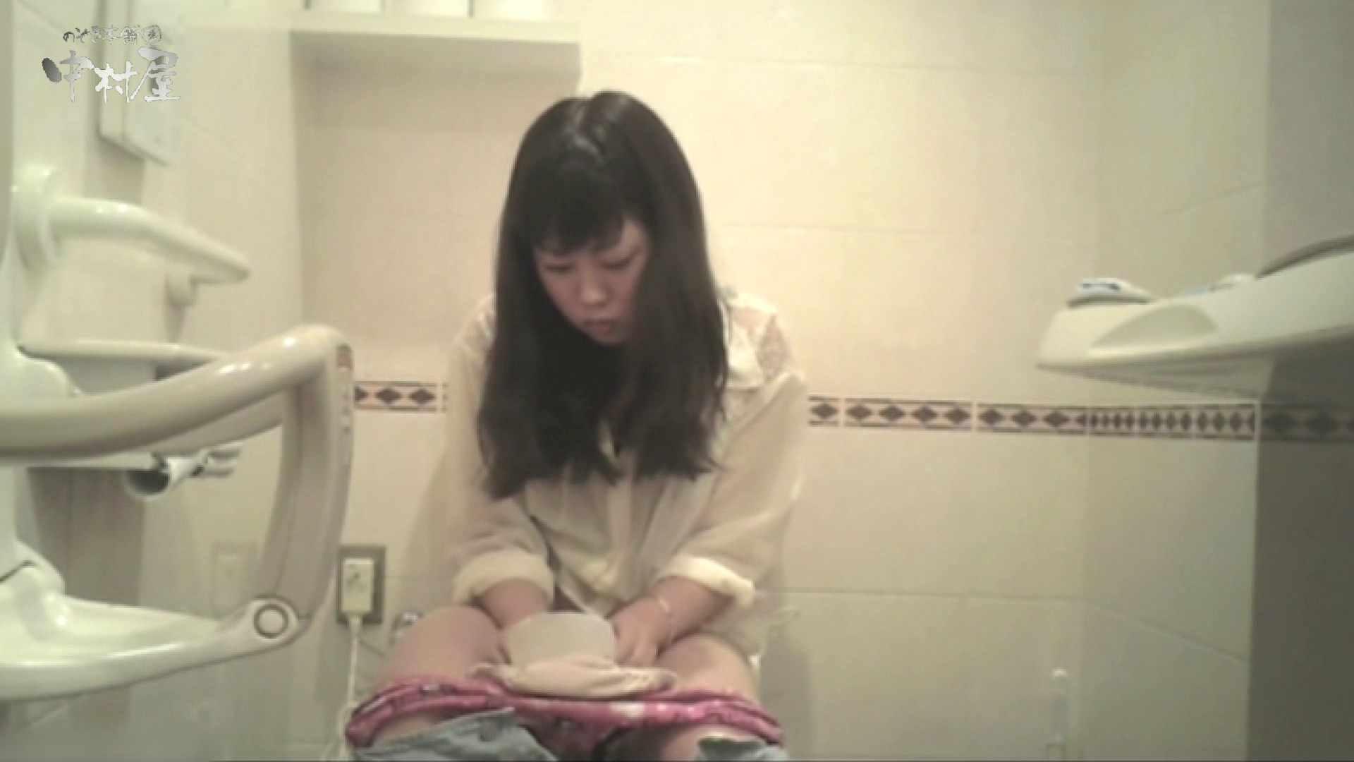 ティーンガールのトイレ覗き‼vol.19 超エロ女子大生 覗きおまんこ画像 112枚 55