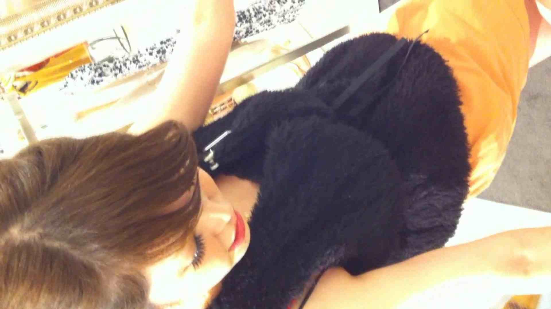 フルHD ショップ店員千人斬り! 大画面ノーカット完全版 vol.11 綺麗なOLたち   胸チラ  94枚 17