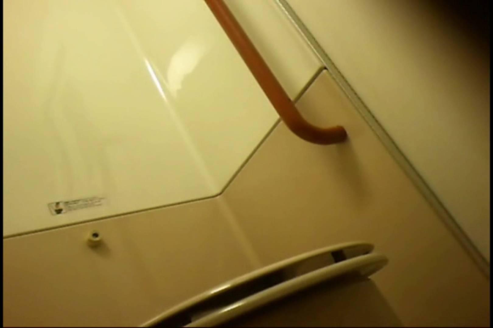 新幹線厠1 ナプキン おまんこ動画流出 56枚 49
