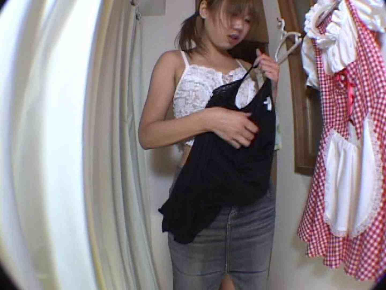 アキバメイドカフェ 萌える嬢の着替え盗撮 超エロメイド 濡れ場動画紹介 85枚 4