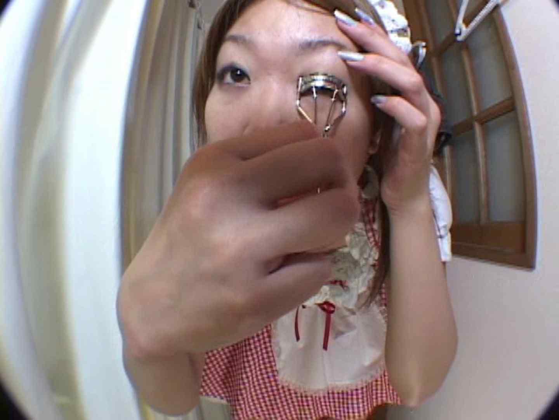 アキバメイドカフェ 萌える嬢の着替え盗撮 着替え  85枚 10