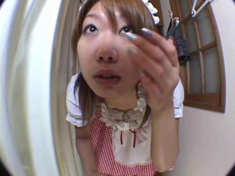 アキバメイドカフェ 萌える嬢の着替え盗撮 着替え   盗撮  85枚 11