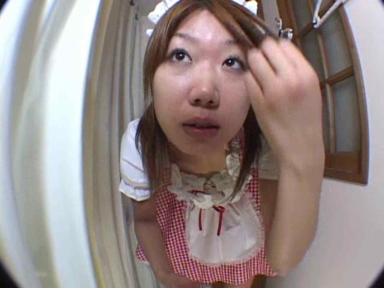 アキバメイドカフェ 萌える嬢の着替え盗撮 厠 AV無料動画キャプチャ 85枚 12