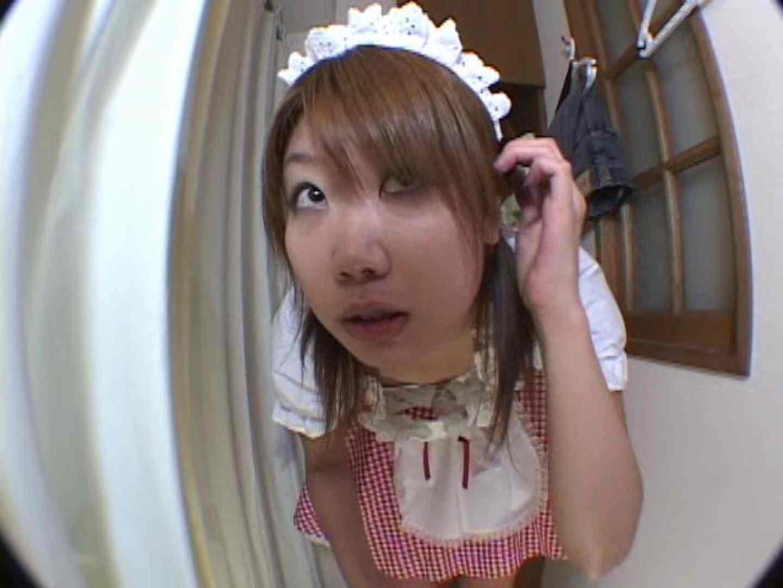 アキバメイドカフェ 萌える嬢の着替え盗撮 超エロメイド 濡れ場動画紹介 85枚 14