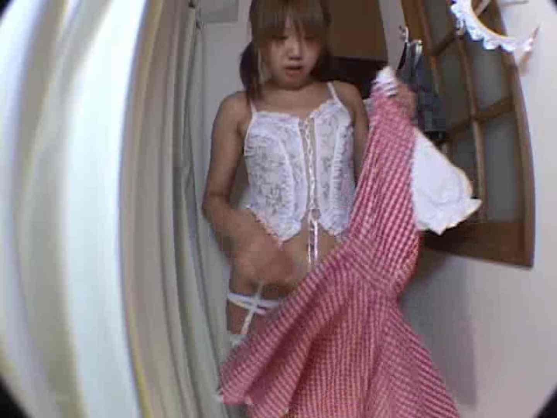 アキバメイドカフェ 萌える嬢の着替え盗撮 着替え  85枚 50
