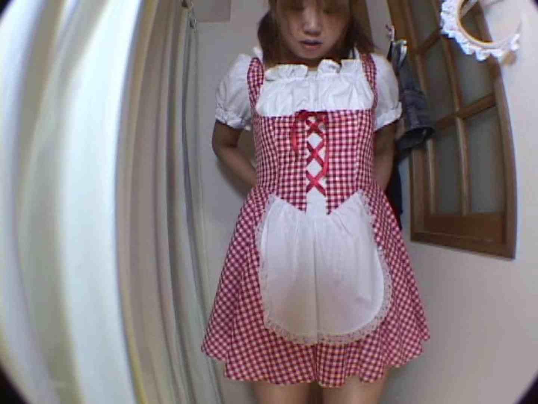 アキバメイドカフェ 萌える嬢の着替え盗撮 厠 AV無料動画キャプチャ 85枚 62