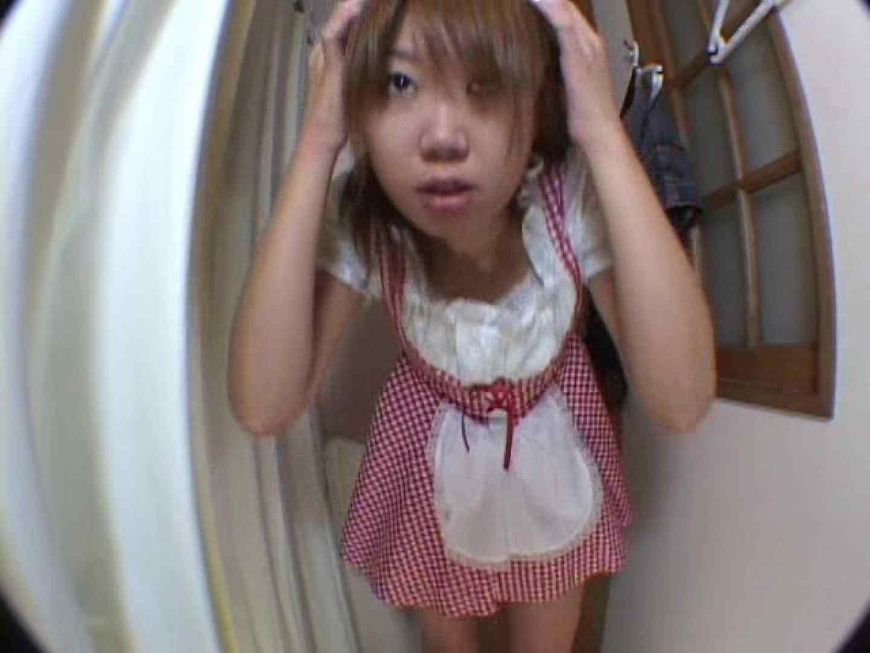 アキバメイドカフェ 萌える嬢の着替え盗撮 超エロメイド 濡れ場動画紹介 85枚 74