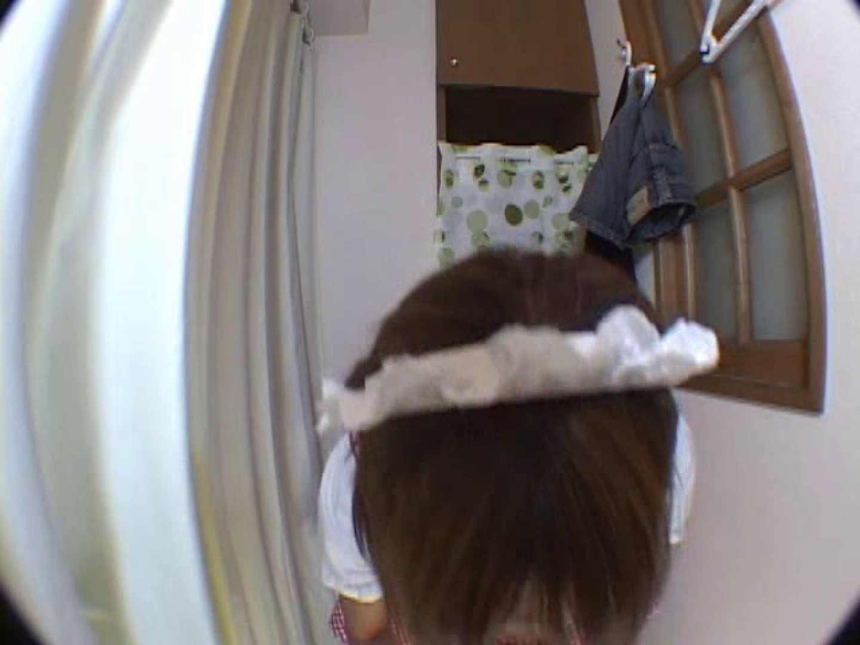 アキバメイドカフェ 萌える嬢の着替え盗撮 厠 AV無料動画キャプチャ 85枚 77