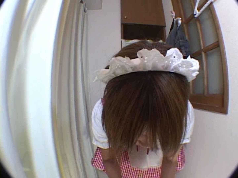 アキバメイドカフェ 萌える嬢の着替え盗撮 超エロメイド 濡れ場動画紹介 85枚 79